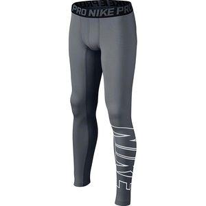 Nike Boys' Hyperwarm Hbr Comp Tights